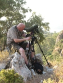 Simon G scoping Turkey